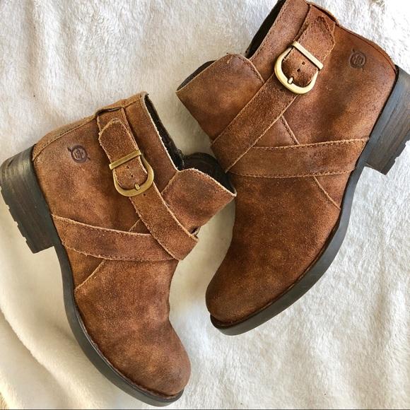 Born Shoes | Ankle Boots Booties Sz 7 M